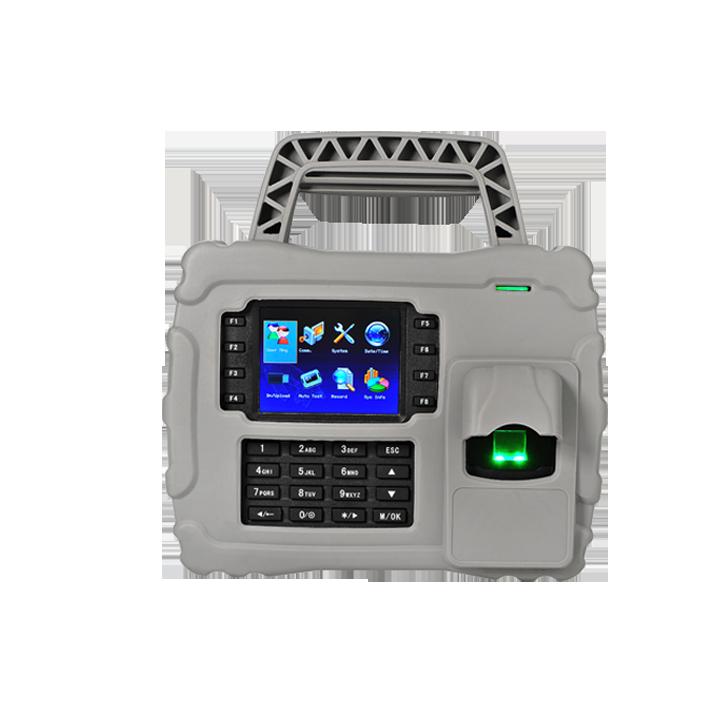 Portable Fingerprint Time Attendance Reader