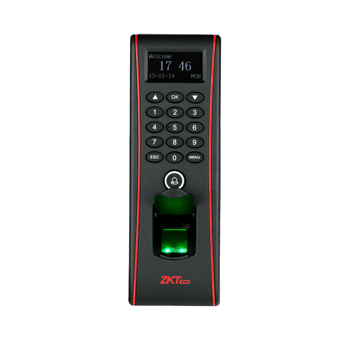 IP Based Fingerprint Access Control and Time Attendance
