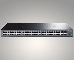 48-Port Gigabit Smart Switch with 4 SFP Slots