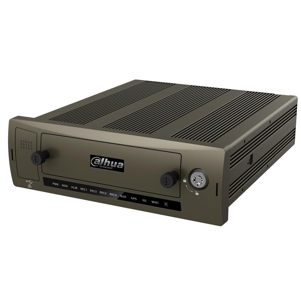 4 Channel Mobile HDCVI DVR MCVR5104