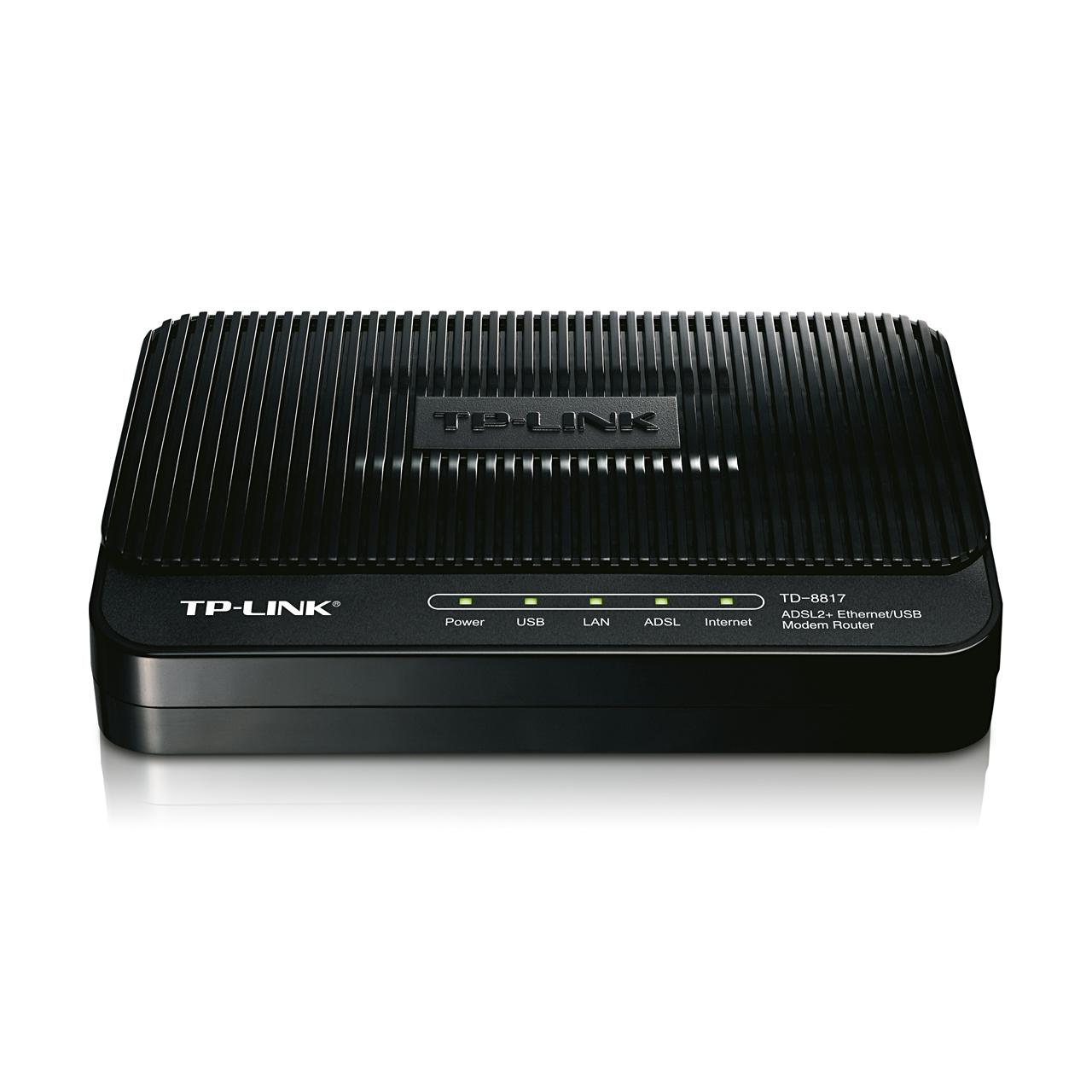 Modem routeur Ethernet/USB ADSL2+