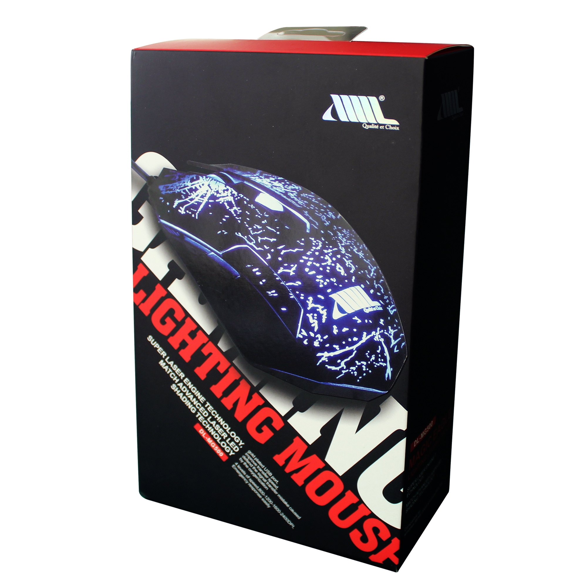 Gaming mouse dl-mg500