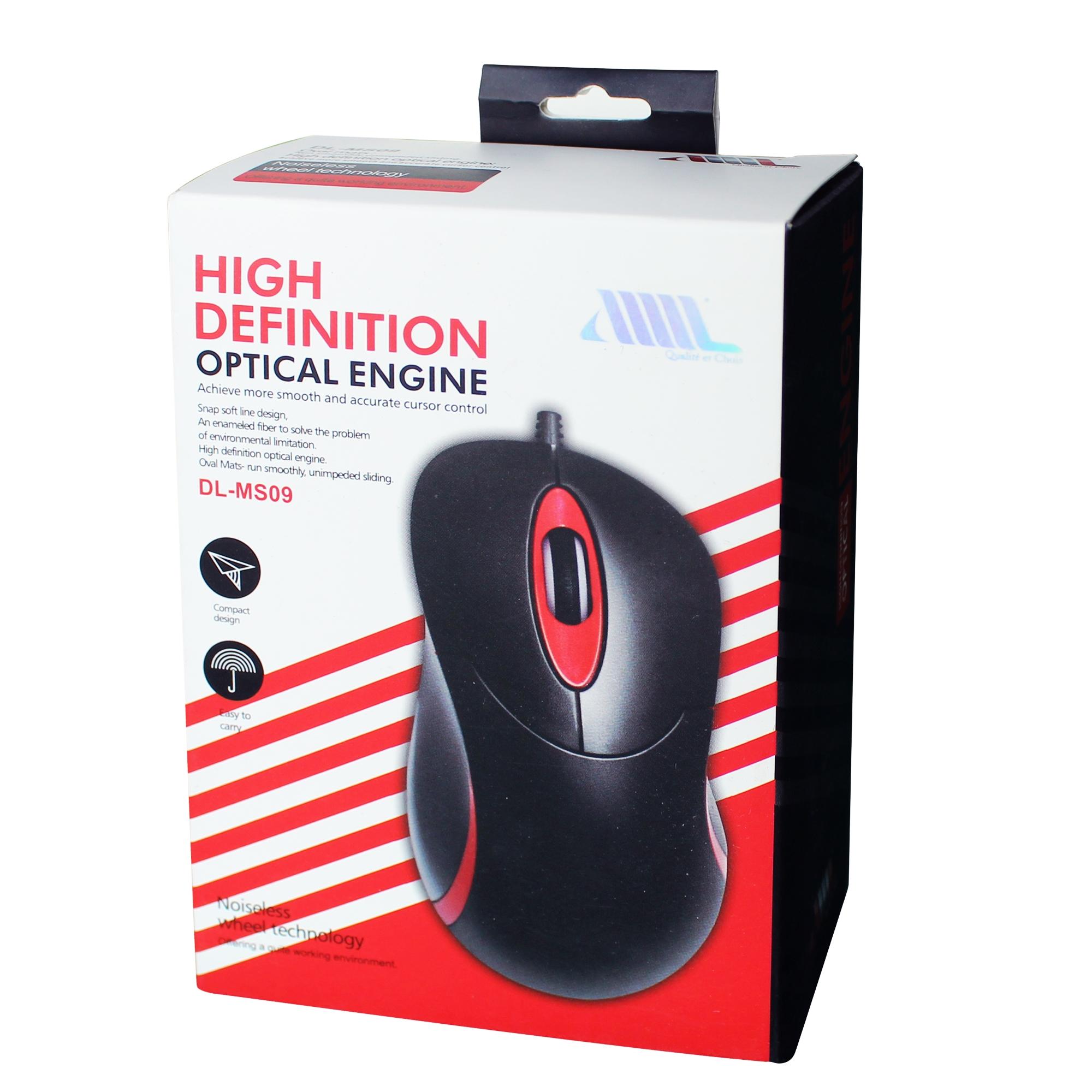 Mouse usb DL-MS09