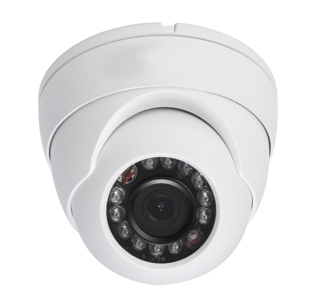1Megapixel 720P Water-proof IR HDCVI Mini Dome Camera