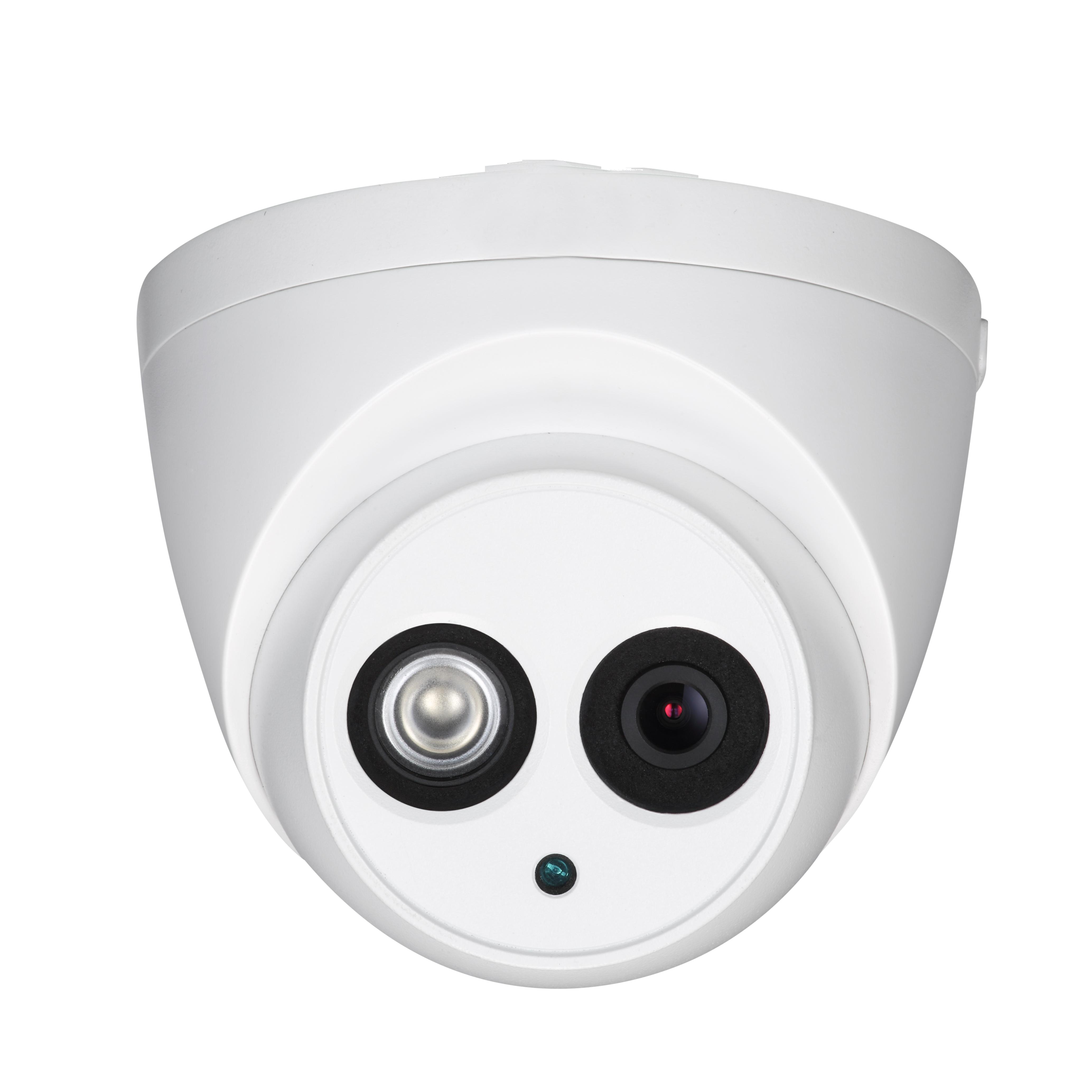 2Megapixel 1080P Water-proof IR HDCVI Dome Camera