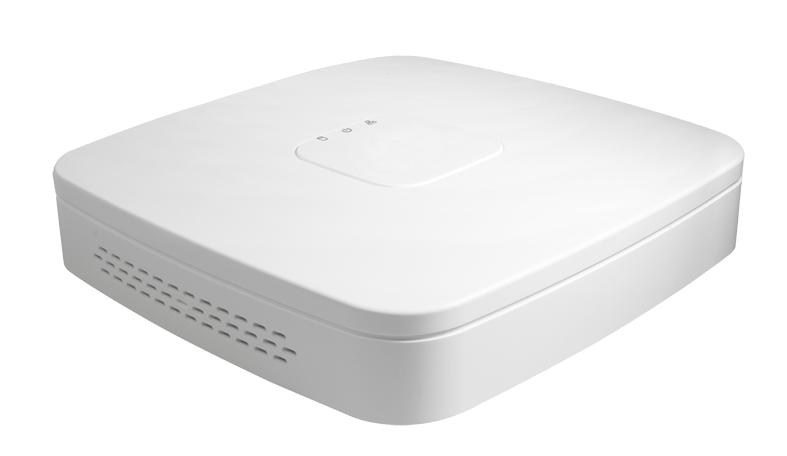 4/8CH Tribrid 720P-Lite Smart 1U HDCVI DVR