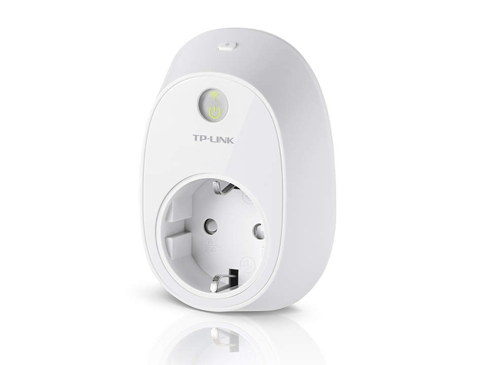Wi-Fi Smart Plug with Energy Monitoring HS110