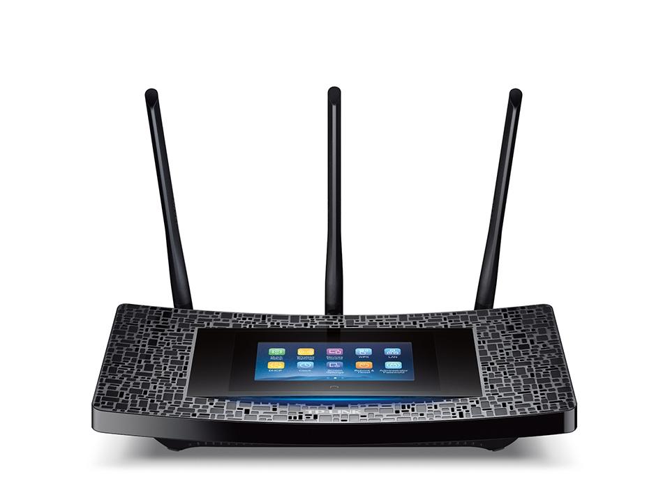 AC1900 Touch Screen Wi-Fi Range Extender