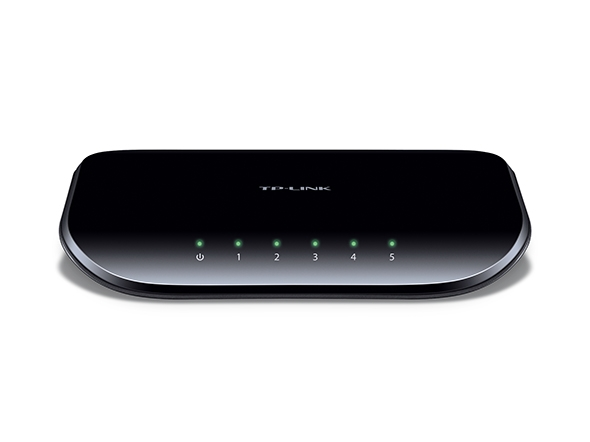 Switch de bureau 5 ports Gigabit