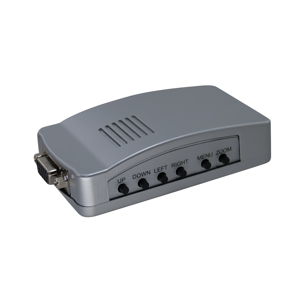 VGA to BNC/RCA/S-Video Converter
