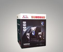 Systéme Enceinte Multimedia S2202