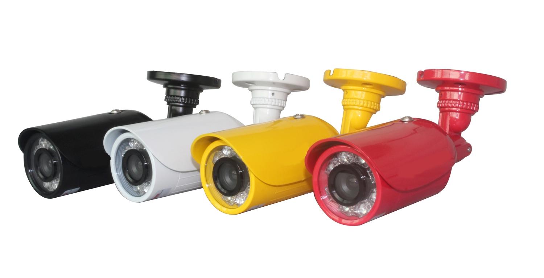 Waterproof Super Mini Color CCTV IR Camera