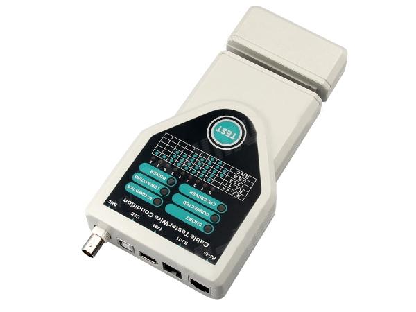 5 in 1 Cable Tester RJ45 RJ11 USB BNC 1394
