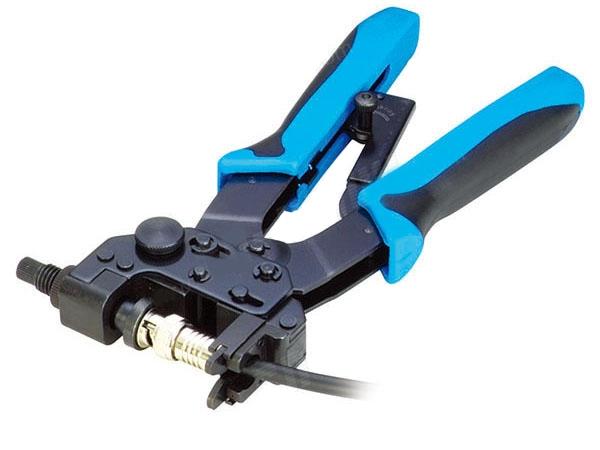 3 in 1 Professional Waterproof Connector Crimping Tool RG59/6 – F, BNC & RCA