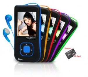 TOUCHMATE Rox MP4 Player 4GB