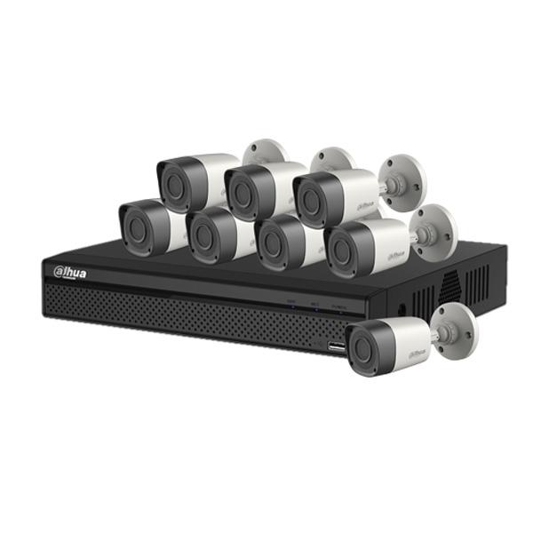 720P HDCVI Kit KIT/HCVR4108HS-S2/8-HFW1000R