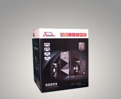 Systéme enceinte multimedia S2203