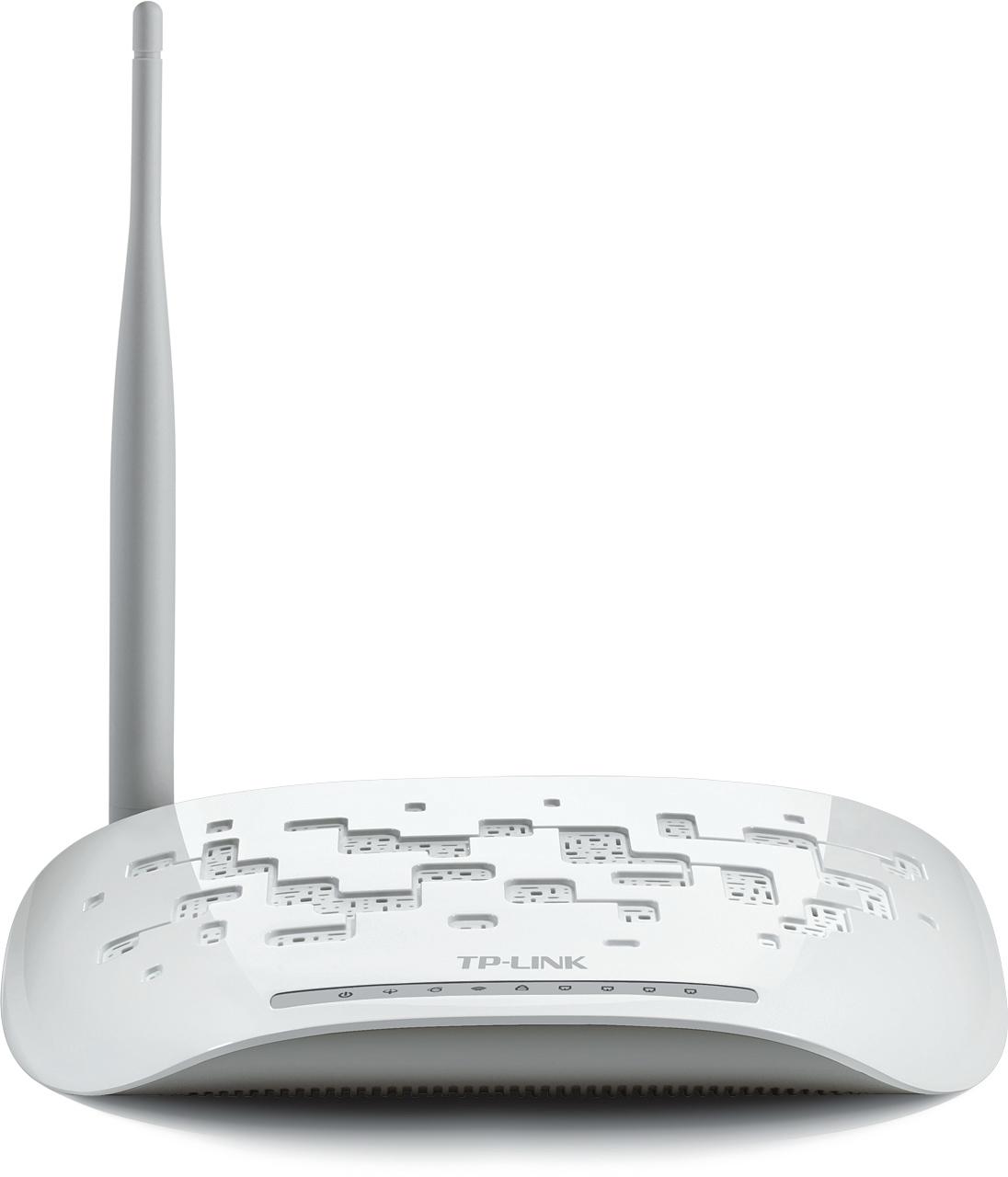Modem routeur ADSL2+ sans fil N 150 Mbps