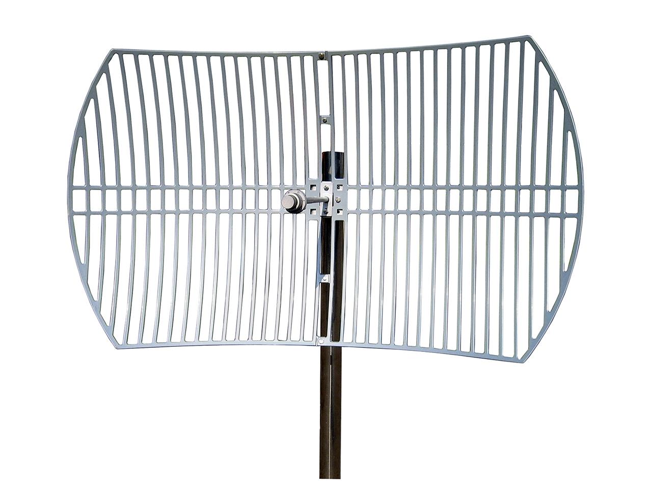 Antenne parabolique d'extérieur 30 dBi pour réseaux 5GHz
