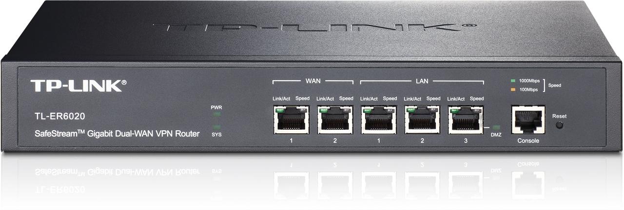 SafeStream™ Routeur VPN Double WAN Gigabit