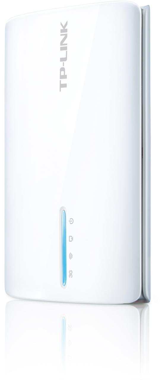 Routeur sans fil N 3G/4G portable avec batterie rechargeable