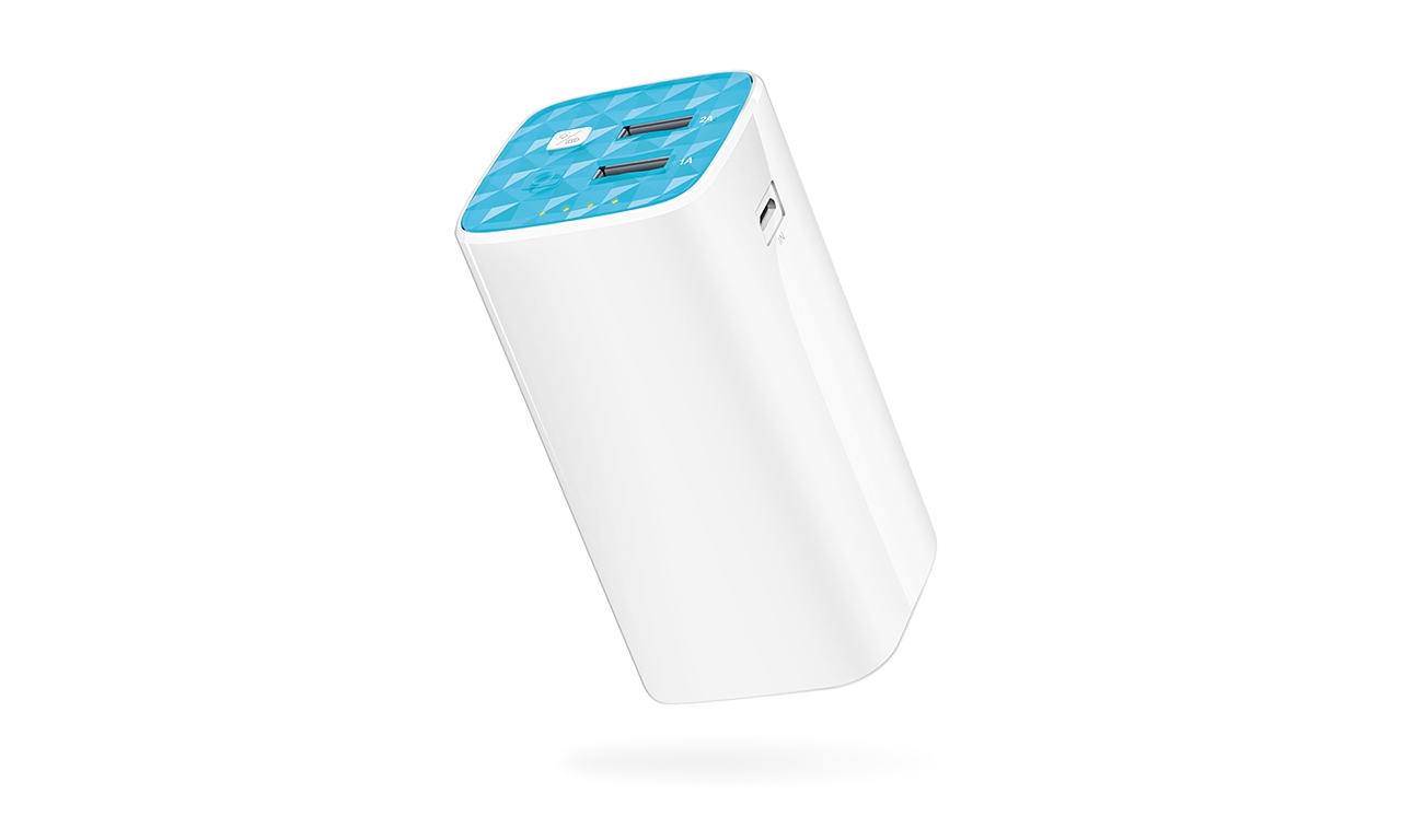 Batterie de secours Power Bank 10400mAh