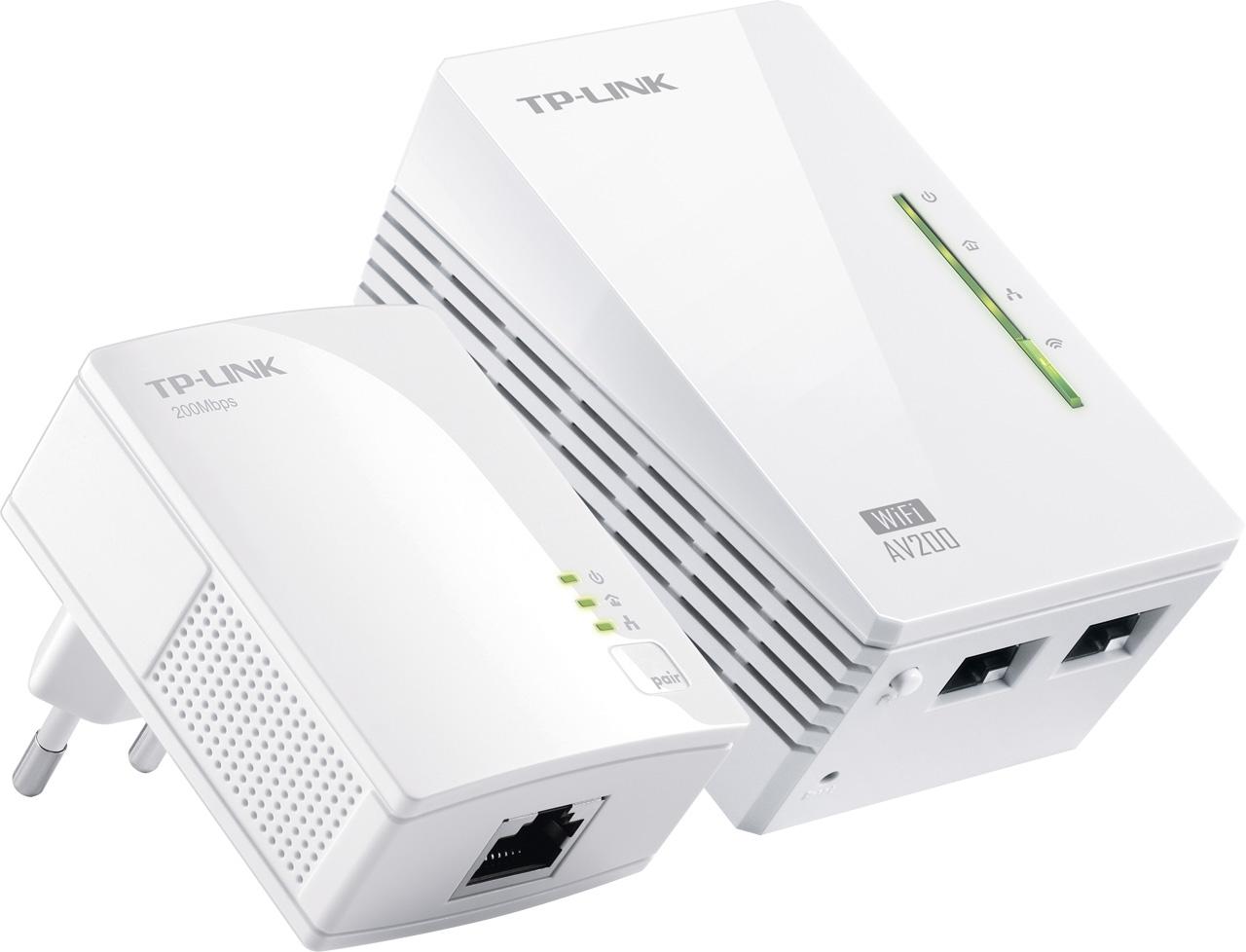 Kit de démarrage Extenseur CPL AV200 Wi-Fi N 300