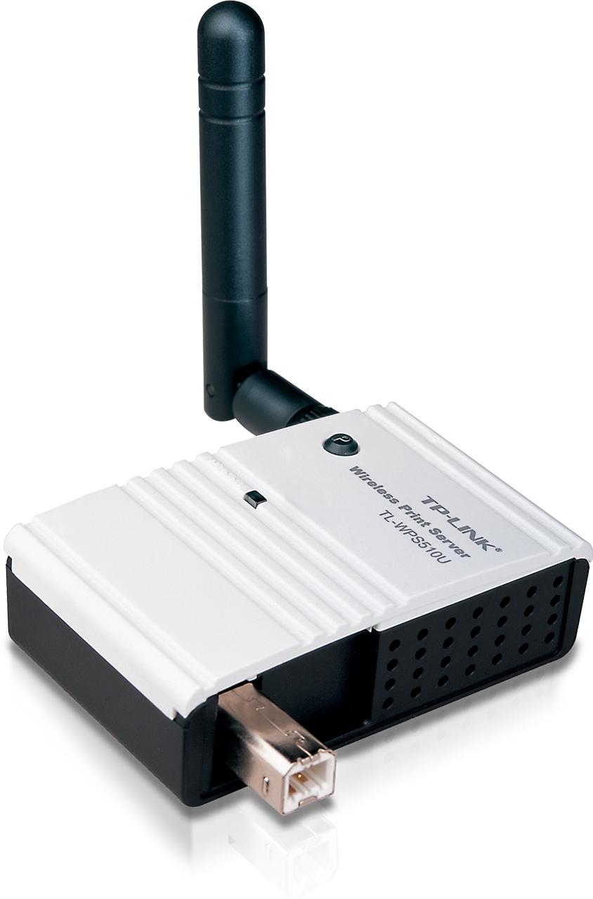 Serveur d'impression de poche sans fil 150 Mbps