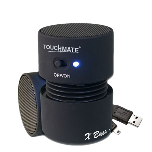 TOUCHMATE Mini Portable Rechargeable Speaker