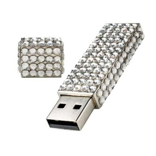 TOUCHMATE Crystal USB Drive