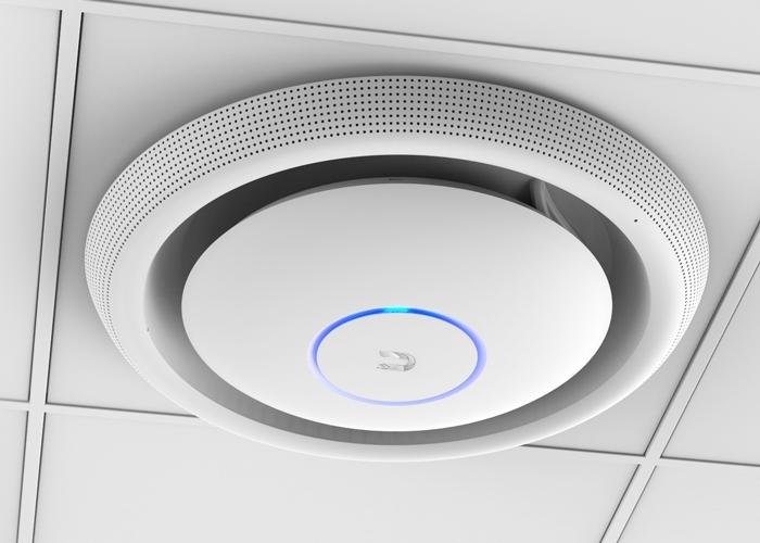 UniFi® AP AC EDU 802.11ac Dual-Radio AP with Public Address System